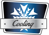 HVAC Cooling Service Icon